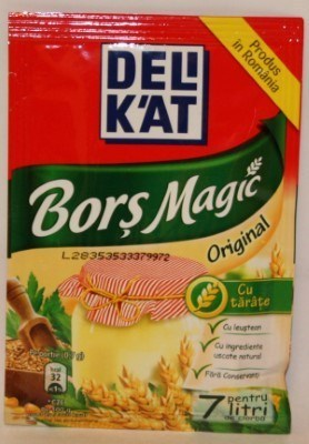 BORS MAGIC / ZURE BOUILLON DELIKAT 20G